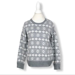 Faded Glory Women's Crewneck Pullover Sweater